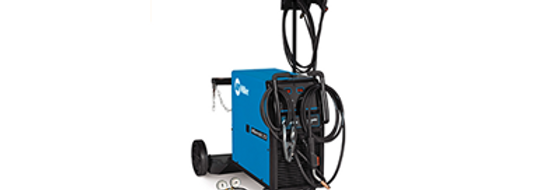 Millermatic® 252 MIG Welder Spoolgun Aluminum Package 200(208)/230V 1-Phase