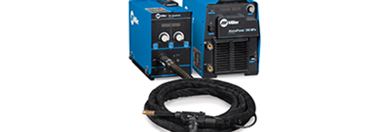 AlumaPower™ 350 MPa MIG Welder XR-AlumaFeed XR-Pistol 30ft Air Package