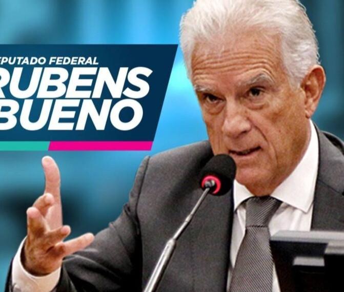 De Capital Para Capital: Deputado Federal Rubens Bueno Em Cianorte, Na Sexta-Feira (30)