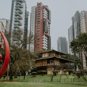 Semana Curitibana Destaca 113 Anos de Imigração Japonesa  #/#/#/#  Afinidade Na Politica Ambiental