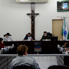Presidente do Legislativo Cianortense Oficializa Debate Sobre Reforma da Capseci
