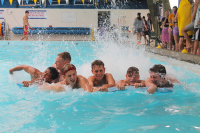Interhouse Swimming