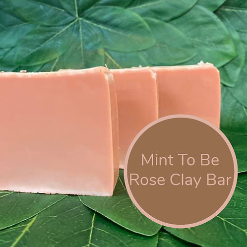 """""""Mint To Be"""" French Pink Clay"""