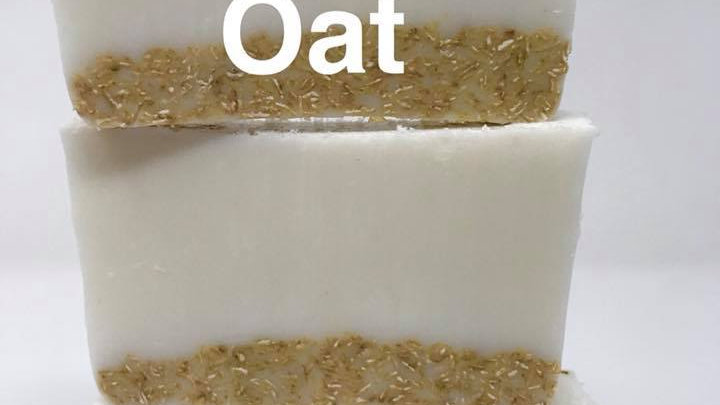 Almond Oat Soap (No Honey)