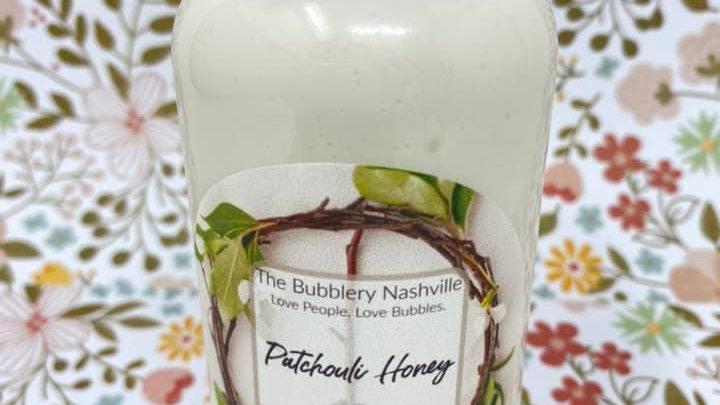 Patchouli Honey Lotion