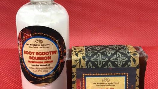 Boot Scootin' Bourbon Soap/Lotion