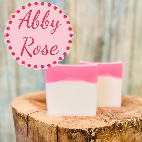 ABBY ROSE SOAP