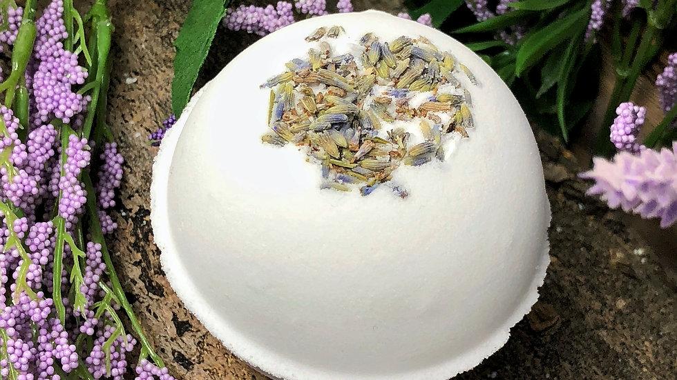 Love Letter to Lavender Bath Bomb