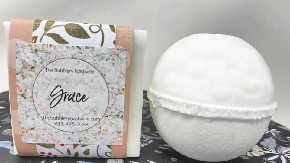 Grace Soap and Bomb Duo
