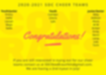Yellow Simple Typography Congratulations