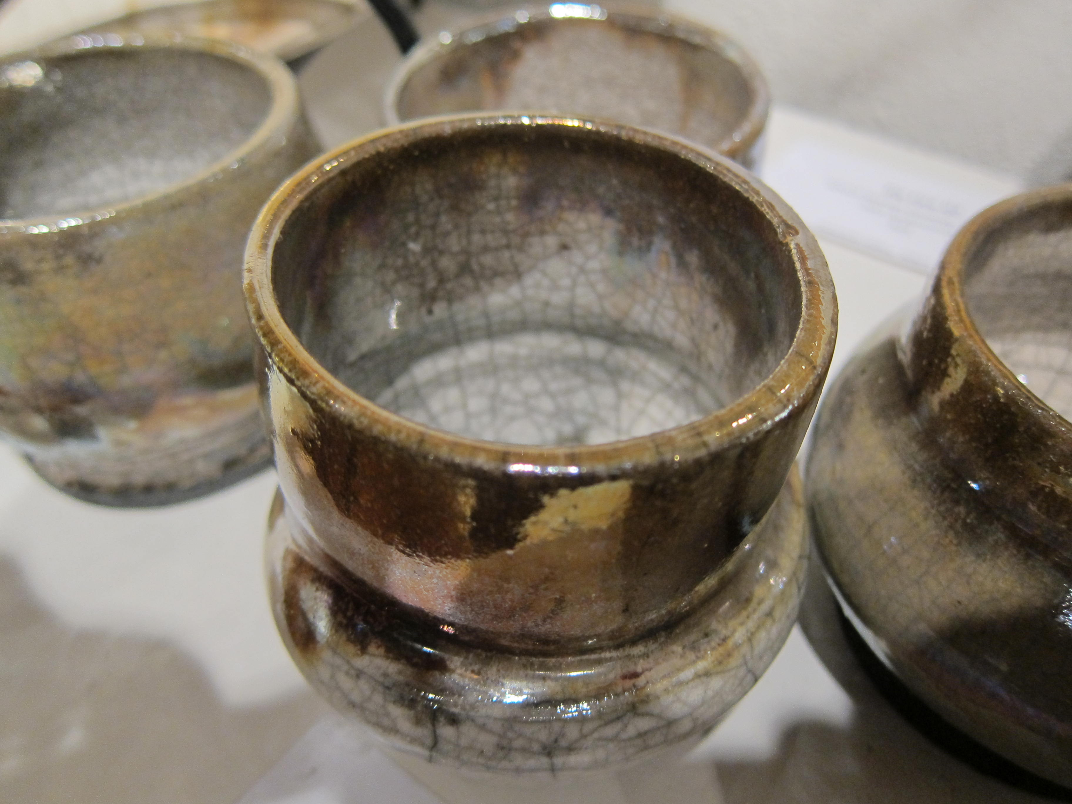 Golden Age Sake Cup