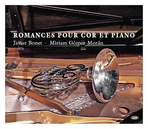 Romances pour le cor (CD)