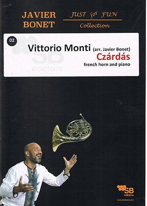 Vittorio Monti / Czardas (Sheet music)