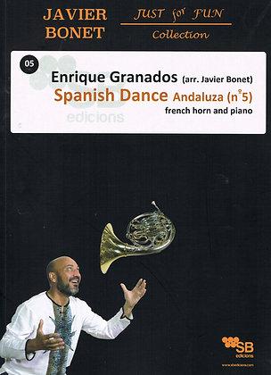 Granados / Danza Española n. 5 (Sheet music)