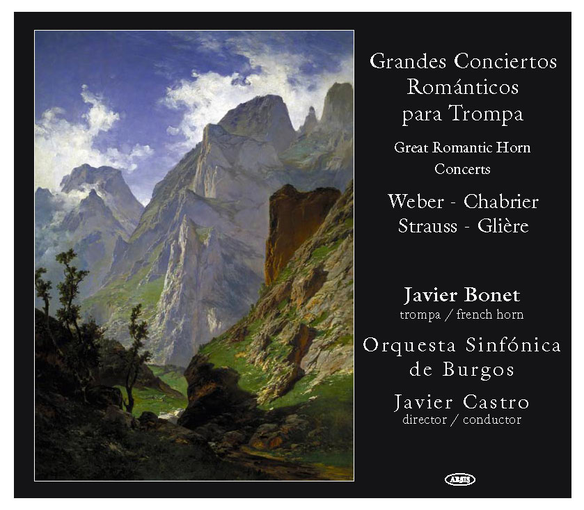 Great Romantic Horn Concertos
