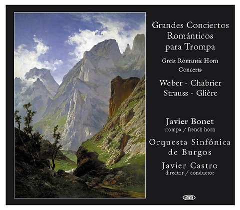 Great Romantic Horn Concertos (CD)