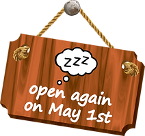 open again on May 1st Schild.png