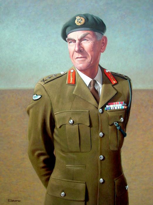 General Sir Peter de la Billiere