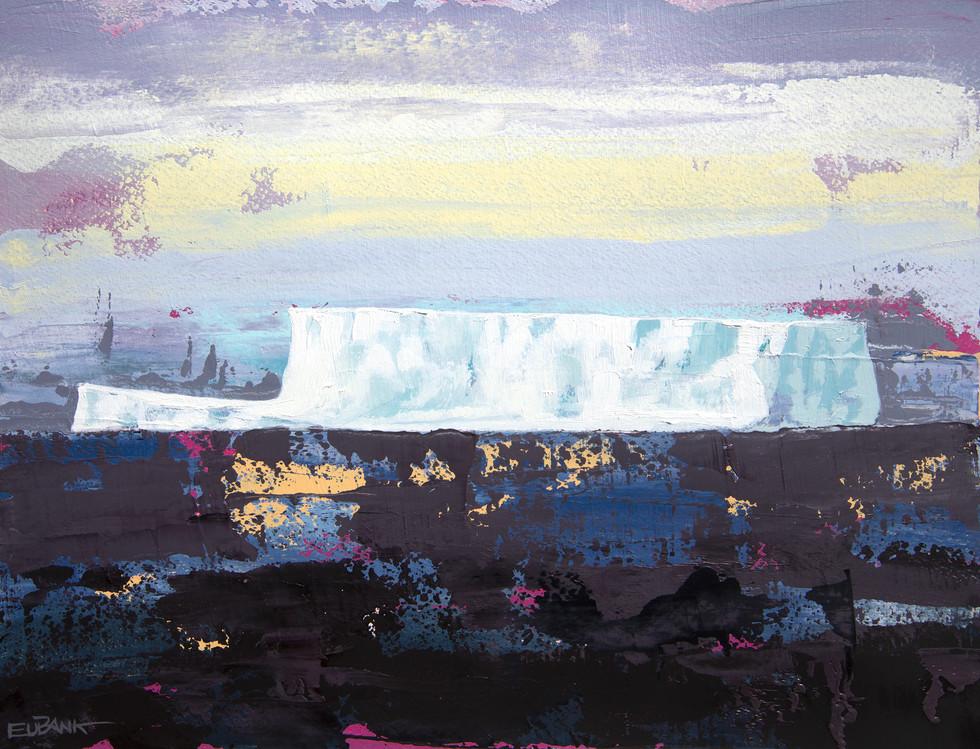 Antarctica Ice IX