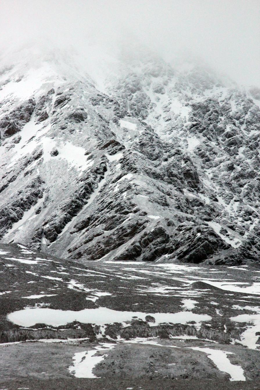 Arctic Mountain IV