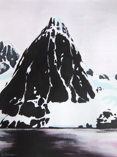 Antarctica Mountains VI