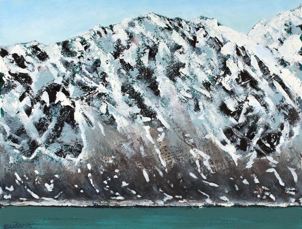 Arctic Mountains VI