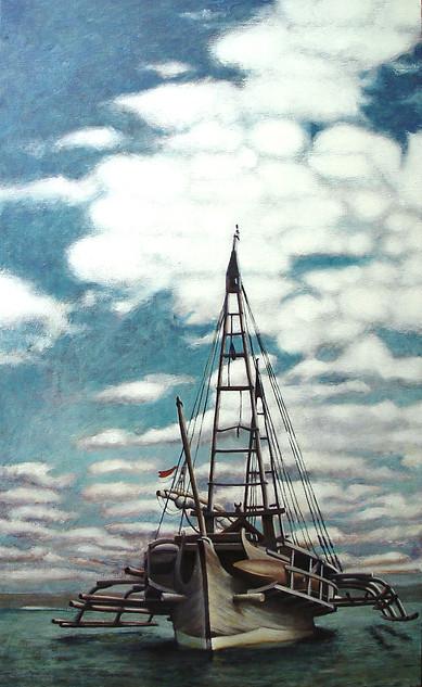 Borobudur Ship V