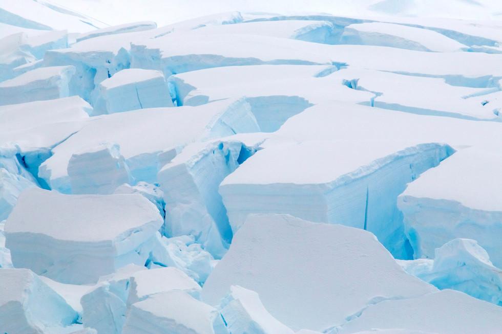 Antarctica Ice V