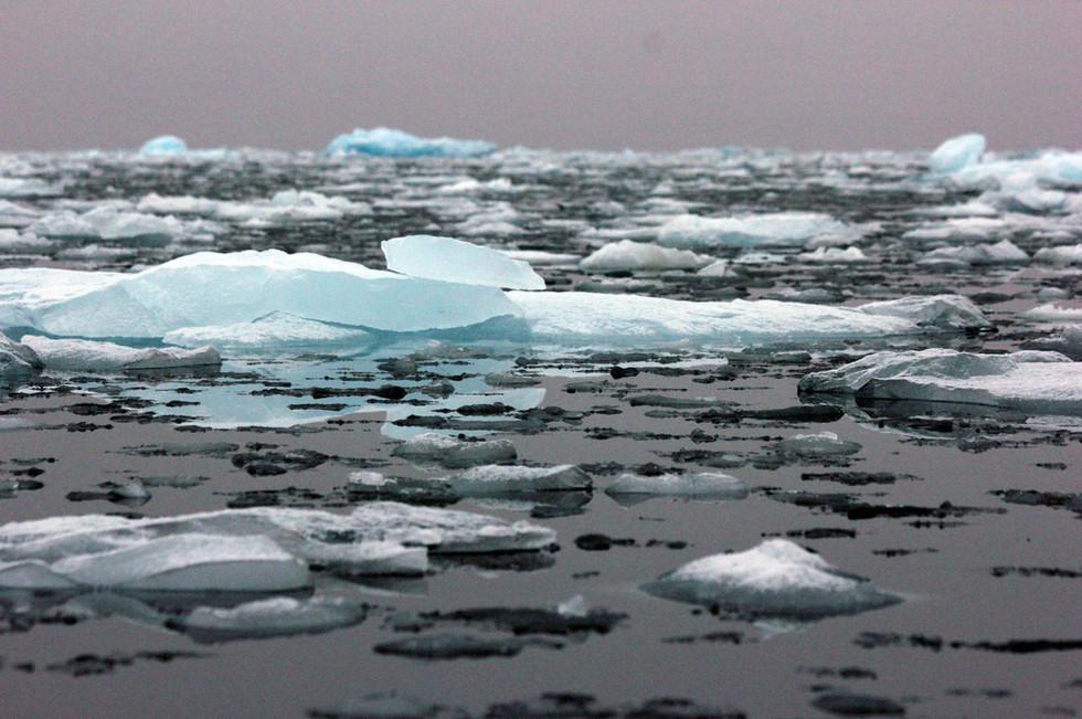 Arctic Seascape III