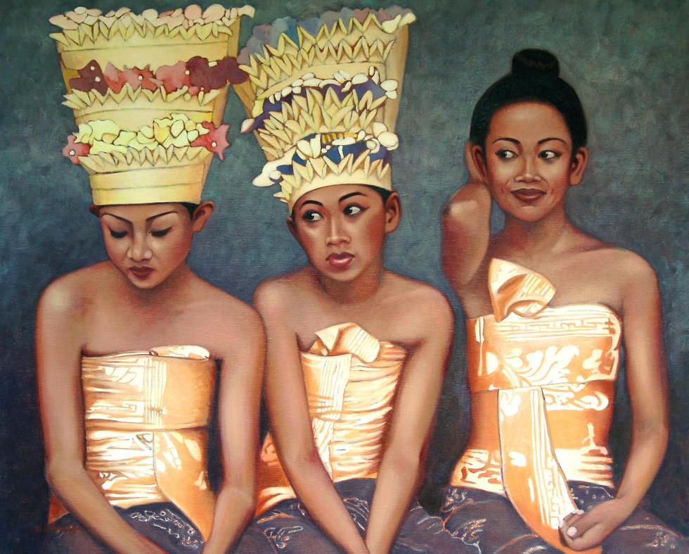 Balinese Girls I