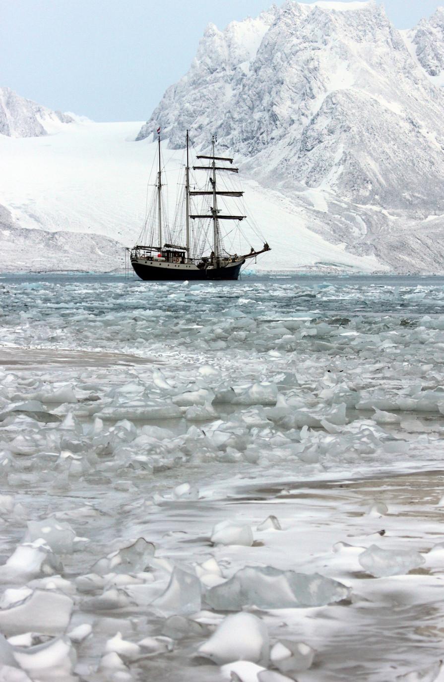 Arctic Antigua III