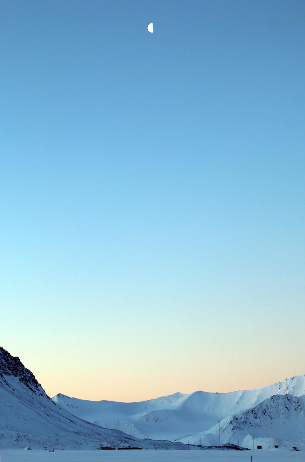 Arctic Mountain III