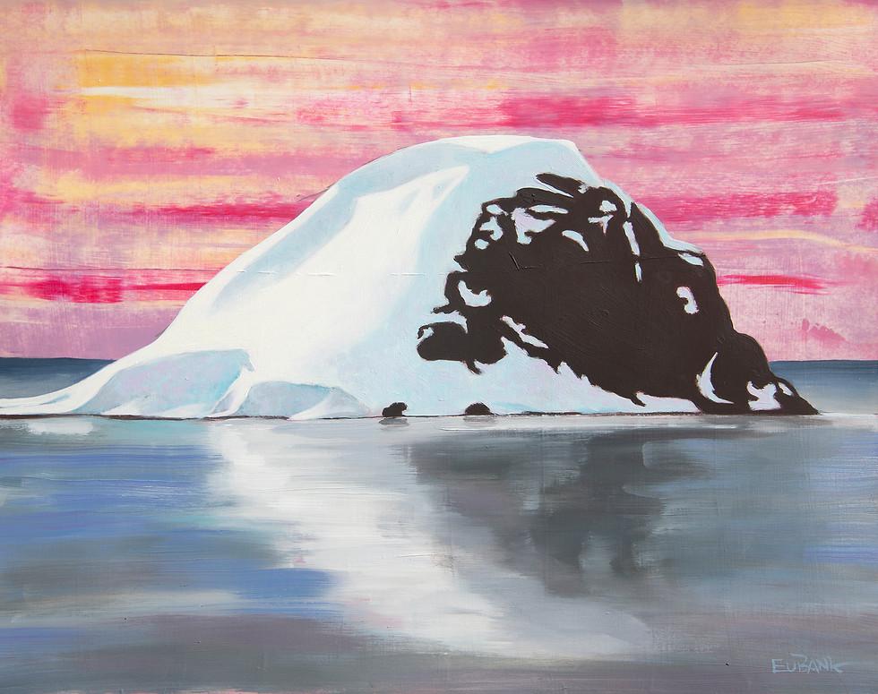Antarctica Mountains VII