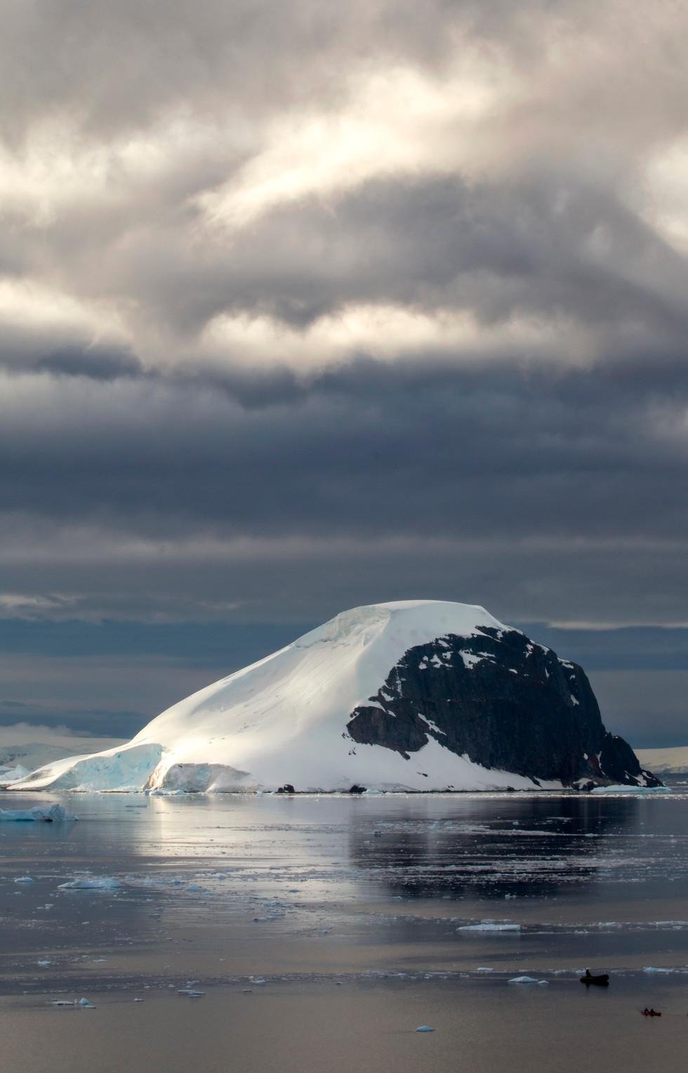 Antarctica Seascape IV