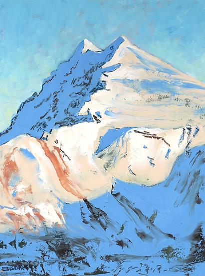Arctic Mountains VIII
