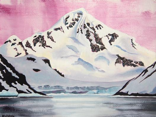 Antarctica Mountains IV