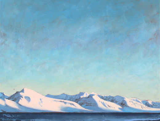 Arctic Mountains IV