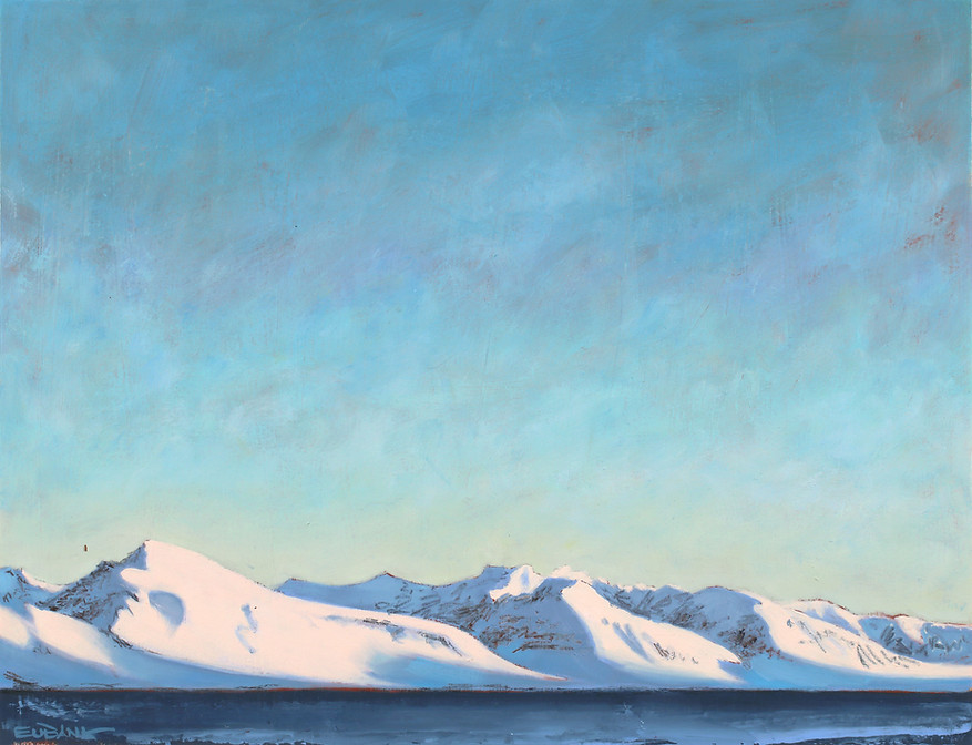 Arctic Mountains IV