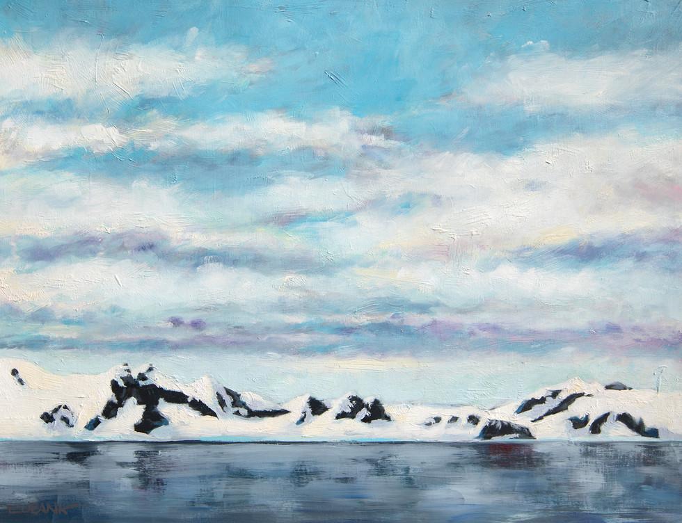 Antarctica Mountains I