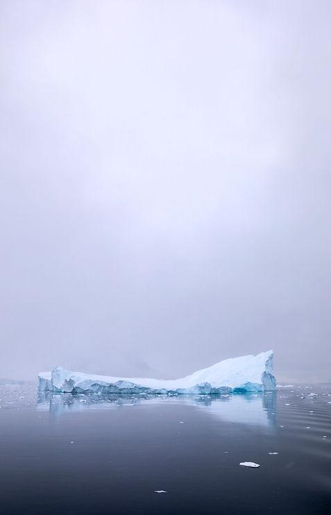 Antarctica Ice II photo by Danielle Eubank