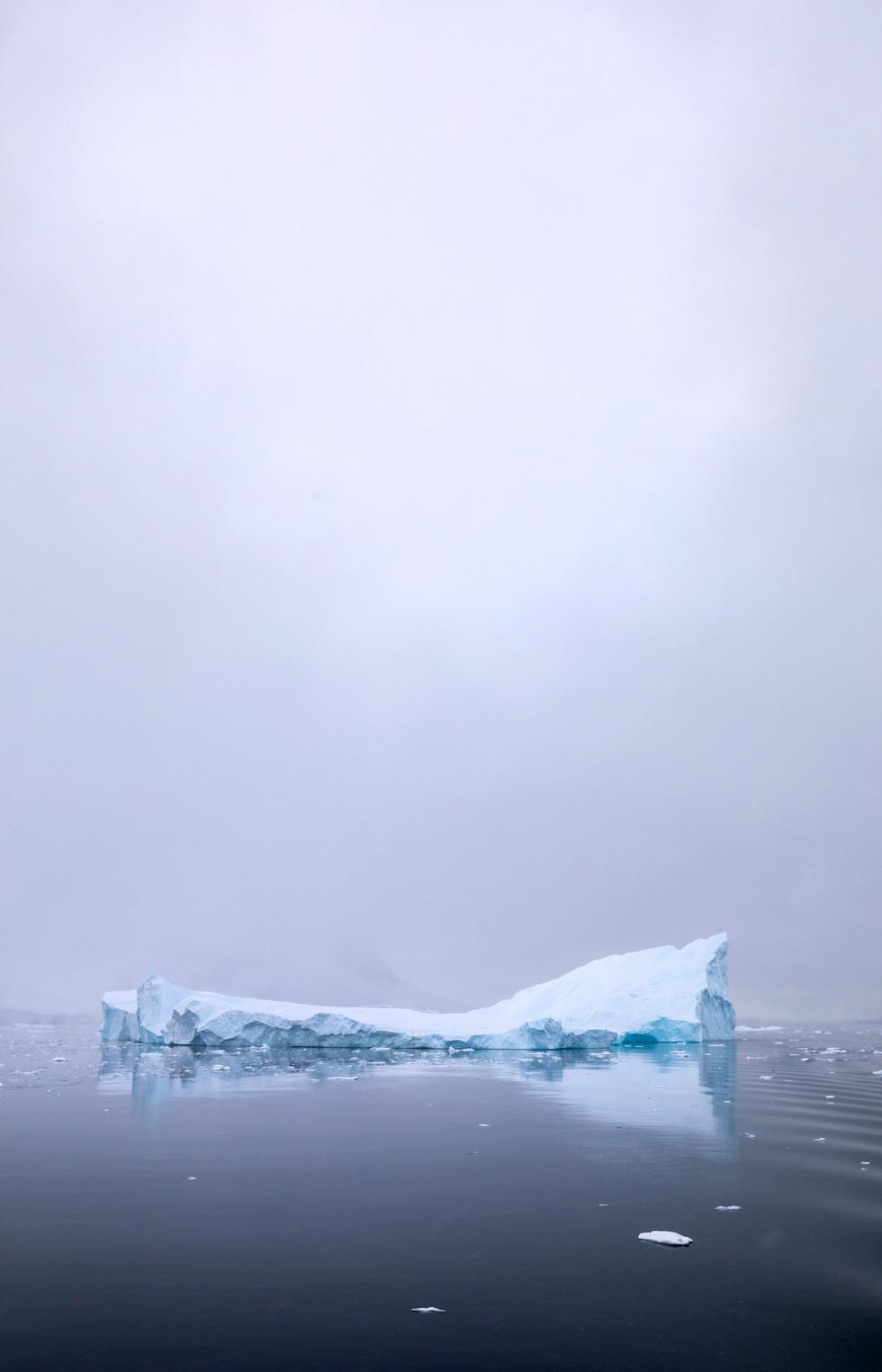 Antarctica Ice II