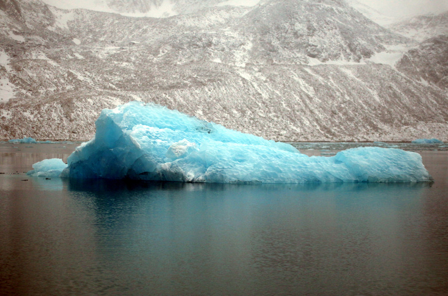 Arctic Ice VII