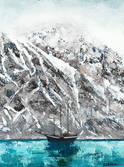 Arctic Mountains XIII