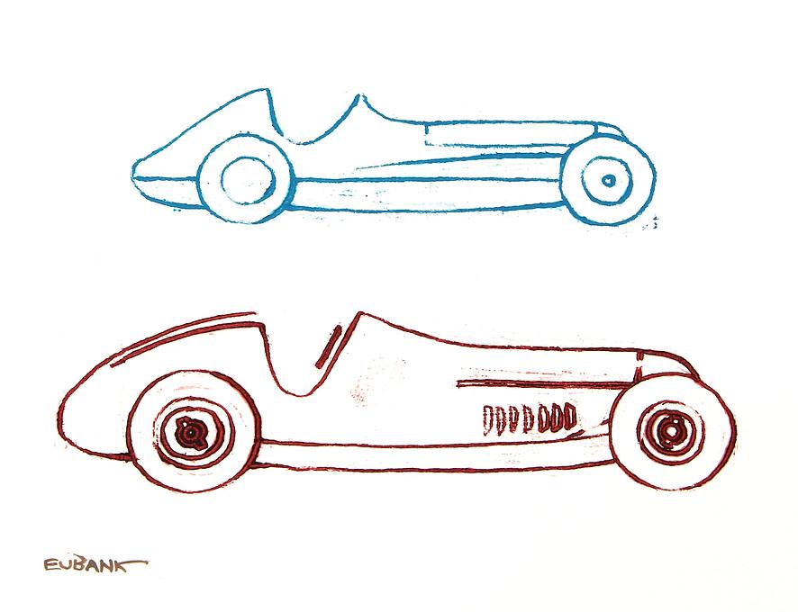 Palmer's Toy Cars I