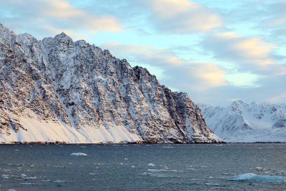 Arctic Mountain II
