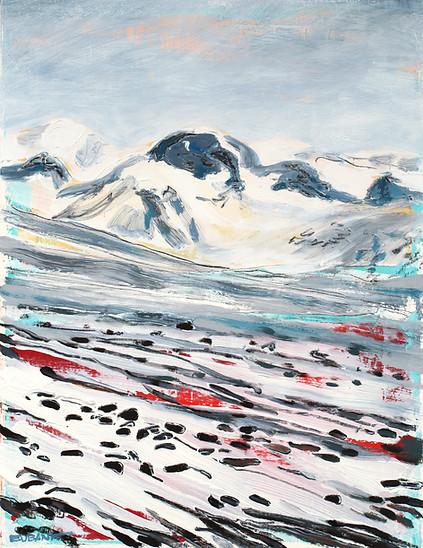 Arctic Mountains XI