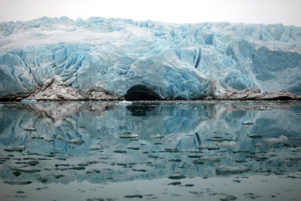 Arctic Glacier I