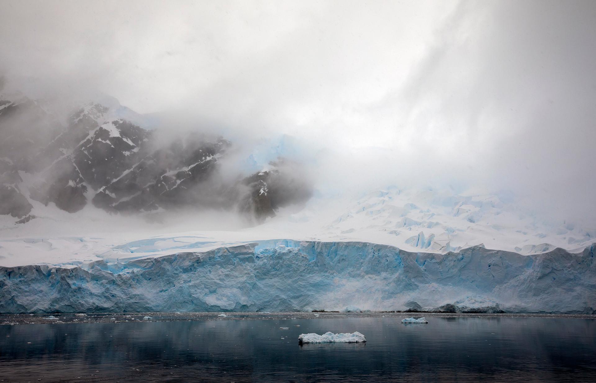 Antarctica Glacier I
