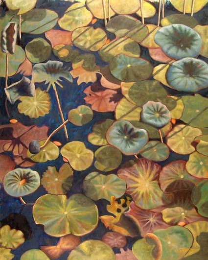 Lillies VII