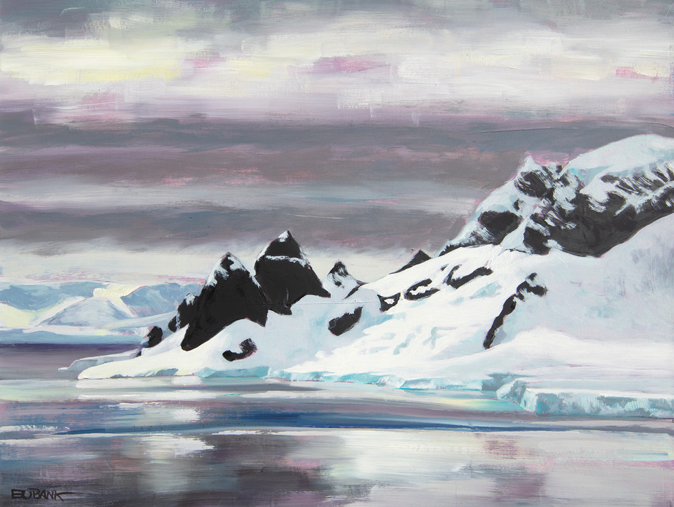 Antarctica Mountains III